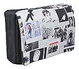 MySleeveDesign Messenger Bag Laptoptasche Notebooktasche mit Tragegurt für 13,3 Zoll / 14 Zoll / 15,6 Zoll / 17,3 Zoll - VERSCH. DESIGNS - Photos [15]