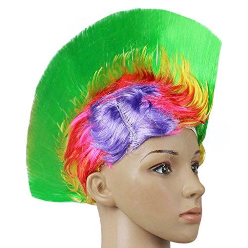equisiten mit einem speziellen Kopfschmuck Lustige Stil Haar-Sets ( Farbe : 16 ) (Tun Halloween Zombie Make-up)