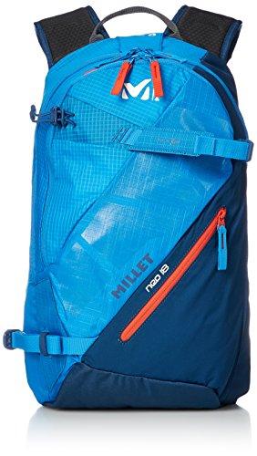 Millet Neo 18 Mochila de Acampada, Unisex Adulto, Azul (Electric Blue), 8