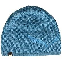 Salewa Unisex's Ortles Wo Beanie Hat, malta/8200, UNI58