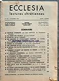 Telecharger Livres ECCLESIA No 164 du 01 11 1962 SOMMAIRE DISCIPLES D EMMAUS PAR JEAN GUITTON J AI VISITE UNE YECHIVA PAR JEAN TOULAT QU EST CE QU UN EVEQUE LES ORIGINES DU SYNDICALISME CHRETIEN PAR DANIEL ROPS ELLE QUITTA SON MARI ET FUT A DIEU PAR CRISTIANI POEMES DE NOVEMBRE PAR HENRIETTE CHARASSON LISE CHANGEE EN LIS MARIE NOEL LE REVEIL DES SECTES RELIGIEUSES EN U R S S PAR ANDRE PIERRE COMMENT VIVAIENT LES ERMITES AU DESERT PAR J DECARREAUX LA RELIGION D HANNIBAL PAR JEROME CARCOP (PDF,EPUB,MOBI) gratuits en Francaise