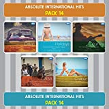 #8: Absolute International Hits Pack 14 (Biggest International Hits, Original Songs, Set Of 5 MP3 With 160 + Tracks)