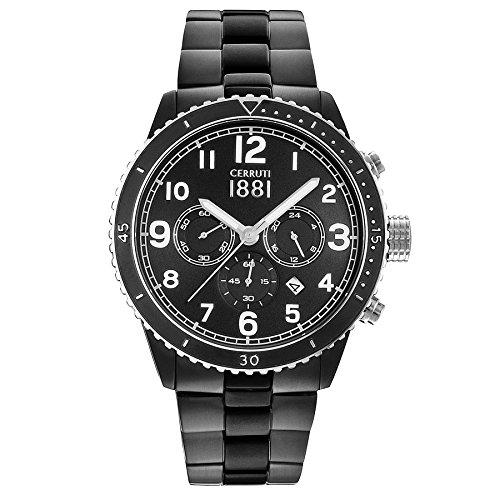 Reloj cuarzo para hombre Cerruti 1881 CRA104SB02MB