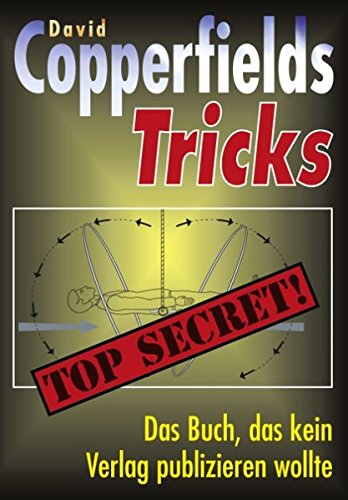 Copperfields Tricks - Top Secret! (Post Secrets Buch)