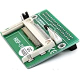 Buyyart MiniOne Laptop CF Card to 44 Pin HD IDE 2.5 IDE Hard Drive Adapter Converter Compact Flash to IDE Adapter ECAHP-258313