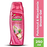 Fiama Di Wills Patchouli and Macadamia Pure Indulgence Shower Gel, 250ml