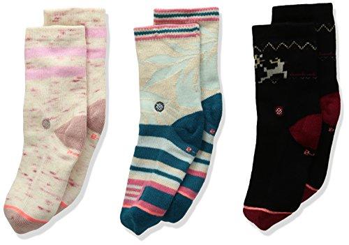 Stance Kleinkinder Mädchen Schlittenfahrt Box-Set Socken in Multi - Multi, 2-4 Years Socke Maschine