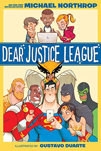 Dear Justice League (English Edition)
