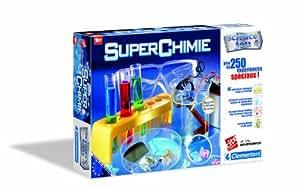 Clementoni - 62439.3 - Jeu Educatif et Scientifique - Super Chimie
