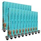 SanSiro Grüner Tee Marrakesch - 100 Nespresso® kompatible Teekapseln - 10er Pack (10 x 10 Teekapseln)
