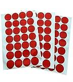 30mm Ø Sticky Pads – Doppelseitiges Klebeband Flächen KREISE – Acryl 1mm Dick – Extra Stark Haftend – Doppel-Seitig TRANSPARENT & Wiederlösbar – Montage Bau Werkstatt Wohnung – 28 o. 56 o. 84 Stück (28)