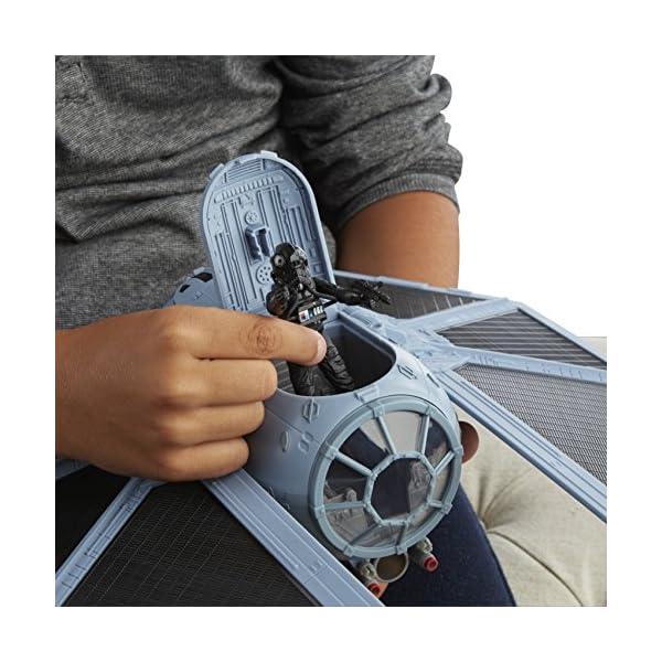 Star Wars Rogue One - Set con Figura, vehículo y Dardos Nerf Tie Striker (Hasbro B7105EU4) 4
