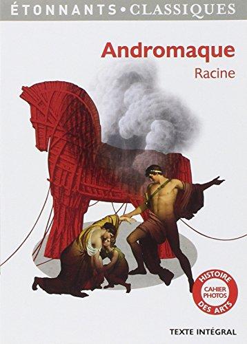 Andromaque (Etonnants classiques) por Jean Racine
