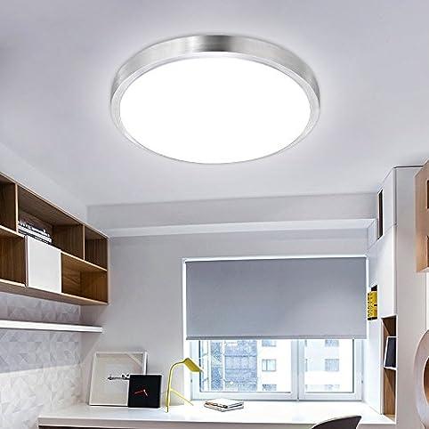 Hengda® 15W LED Deckenleuchte Deckenlampe 85V-265V Wohnzimmer bad ...