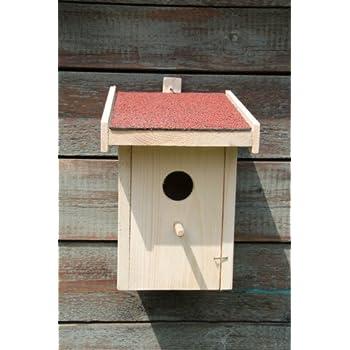 dekorativer nistkasten n5 vogelfutterhaus vogelhaus. Black Bedroom Furniture Sets. Home Design Ideas