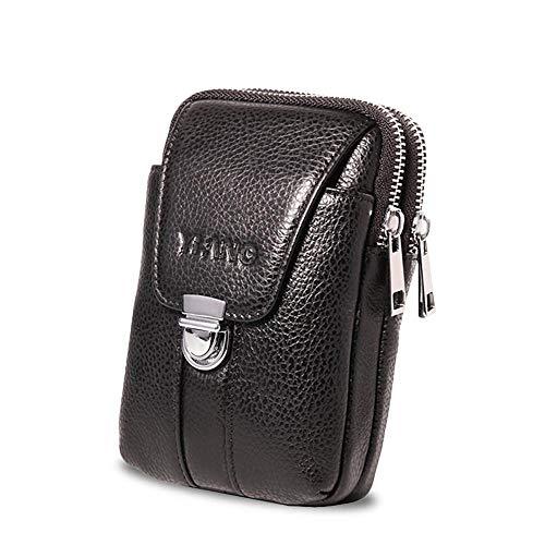 Hamkaw Vertical Waist Bag - Handytasche Etui Vertikaler Smartphone Fall Mit Cliphaken-Mappenpackung Für Männer, Frauen, Erwachsene