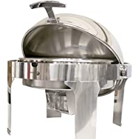 Fagor Chafing Dish - Calientaplatos térmico para bufés de Acero Inoxidable - 50 x 52 x