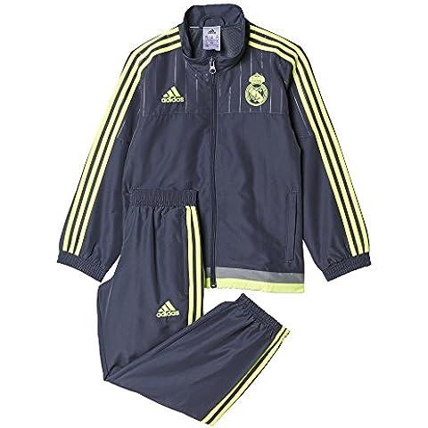 adidas Real Madrid CF PR Suit I 2015/2016 - Chándal