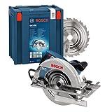 Bosch GKS85 235mm Handkreissäge in L-Boxx mit Extra Klinge, 1 Stück, GKS85/2 L-Boxx