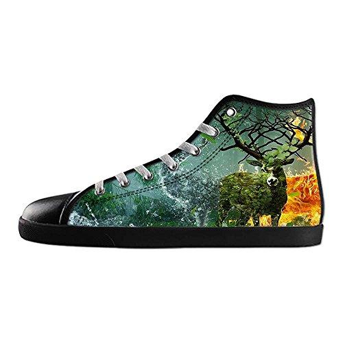 dalliy-art-deer-womens-canvas-footwear-sneakers-shoes-chaussures-de-toile-baskets