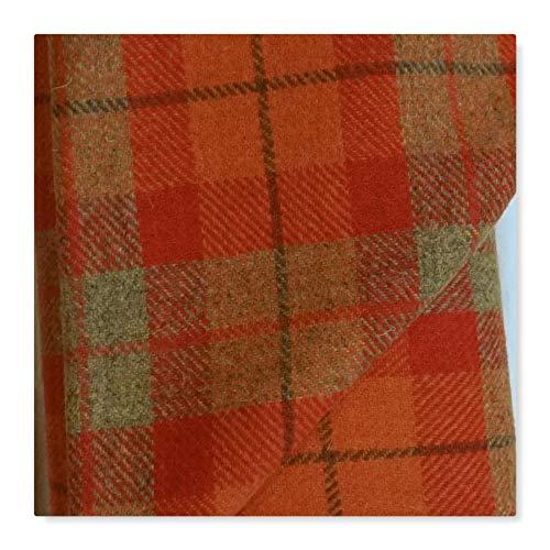 Harris Tweed-Stoff, 100% Reine Wolle, mit Etiketten, 75 x 50 cm SPT02 - Siehe die Ganze Reihe von Harris Tweed im fatfrog.uk.online Amazon Shop