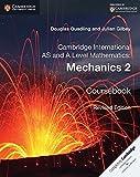 Cover of: Cambridge International AS and A Level Mathematics: Mechanics 2 Coursebook   Douglas Quadling, Julian Gilbey