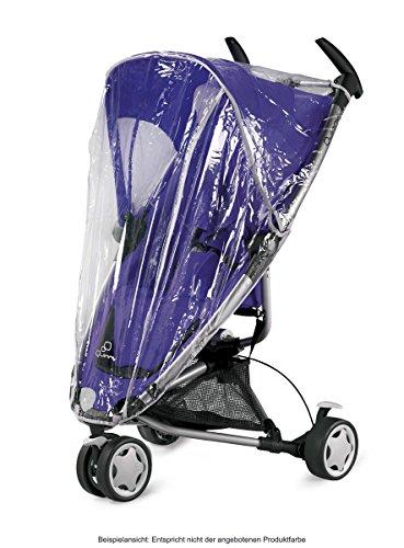 Quinny Zapp, Kinderwagen Buggy Kombiset mit Maxi-Cosi Babyschale erweiterbar, superleicht und kompakt, bis 15 kg, rocking black - 8