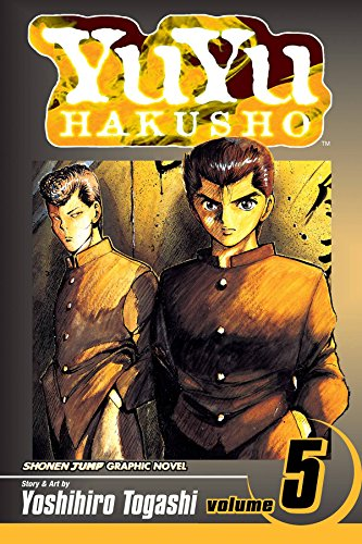 YU YU HAKUSHO GN VOL 05