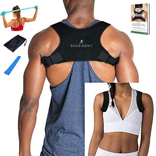 Corrector postura espalda hombres mujeres | Discreto