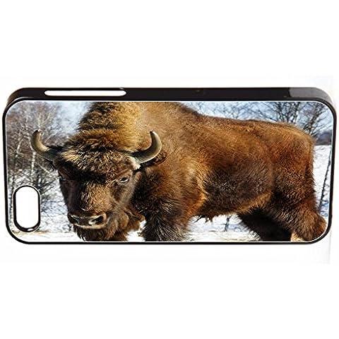 Buffalo IPHONE 4/4S, colore: nero a scatto con immagine#2 - Buffalo Scatti