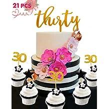 Suchergebnis Auf Amazon De Fur Geburtstagskerzen 30 Stueck