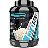 Whey Protein Powder from The German pro Sport Brand FSA Nutrition® | Low-carb