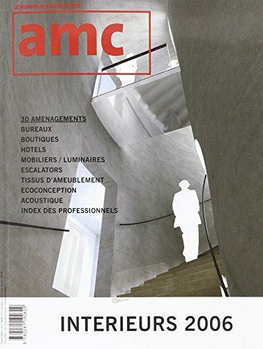 Numéro spécial Intérieurs de l'AMC par Collectif