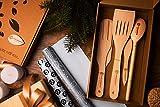 Die besten Küchenutensilien - Naturepiece Küchenutensilien aus Holz | Ökologisch Küchenhelfer im Bewertungen