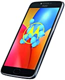 Motorola PA700091ES Moto E4+ 13,97 cm (5,5 Zoll) Smartphone (16GB Speicher) Iron grau