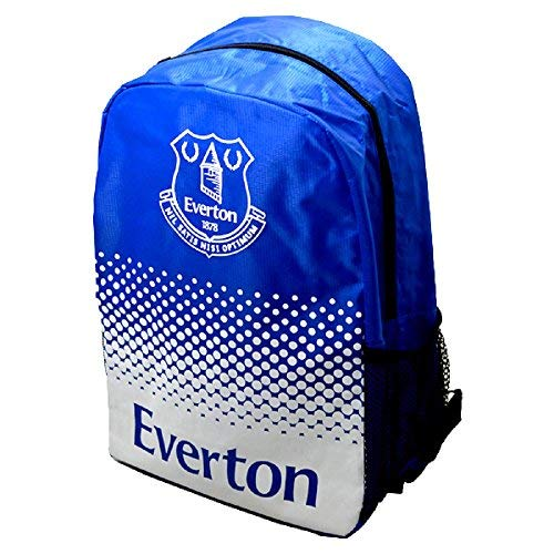 Everton Football Club Backpack Rucksack Kids School bag