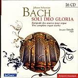 Soli Deo Gloria, Intégrale des oeuvres pour orgue