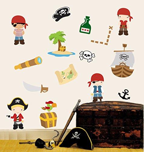 stickers-on-your-wall-confezione-da-16-adesivi-stampati-in-vinile-riattaccabili-per-decorare-le-pare