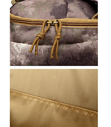 HCLHWYDHCLHWYD-spalla casuale zaino sacchetto impermeabile all'aperto borsa zaino da campeggio , 1 1