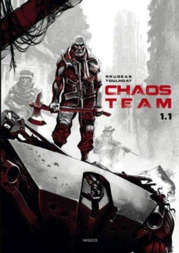 Chaos Team - Saison 1 - tome 1 (1)