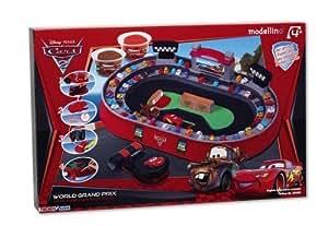 CARS 2 MODELLINO Stadion-Set ab 4 Jahren