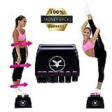 Stunt Stand Cheerleading equilibrio e flessibilità Acrobazia Allenamento Attrezzature nero