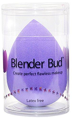 Esponja de maquillaje Blender Bud con acabado efecto aerógrafo, sin látex, supersuave