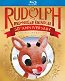 Rudolph the Red Nosed Reindeer: 50th Anniversary [Blu-ray] [Import anglais]