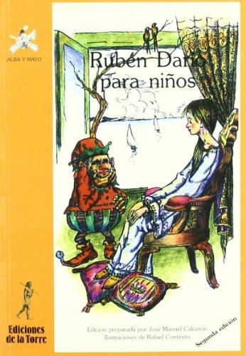 Rubén Darío para niños (Alba y mayo, poesía) por Rubén Darío