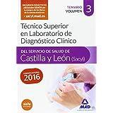 Técnico Superior en Laboratorio de Diagnóstico Clínico del Servicio de Salud de Castilla y León (SACYL).: 3