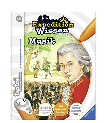 tiptoi® Musik (tiptoi® Expedition Wissen)