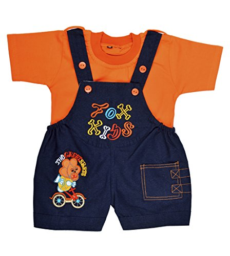 68e2bcb52 United Colors of Benetton Boys Printed Cotton T Shirt(Blue