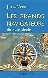 Les grands navigateurs du XVIIIe siècle par Verne