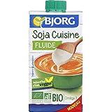 Bjorg - Soja Cuisine Bio, Préparation Culinaire À Base De Soja Stérilisée UHT - (Prix Par Unité ) - Produit Bio...